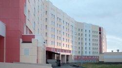 Хирургический комплекс областной больницы г.Сургут