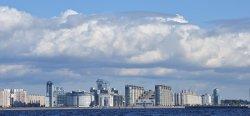 Морской Фасад. СПб
